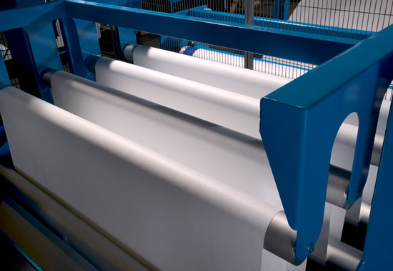 Reliable supplier of nonwoven machinery